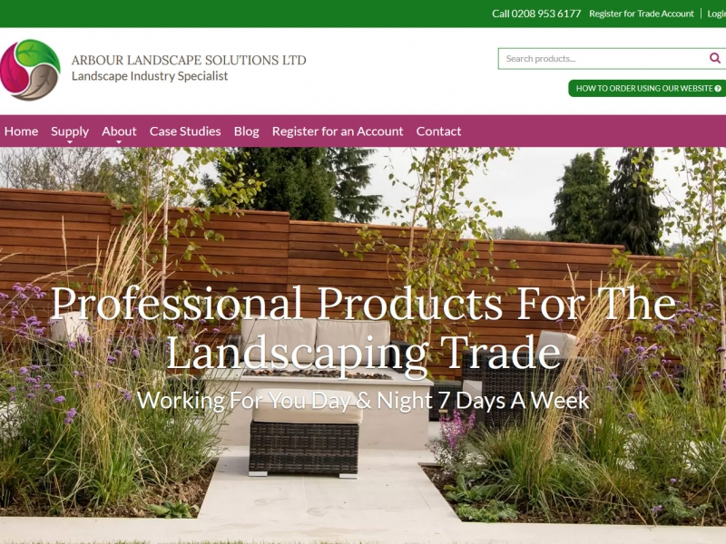 The story of Arbour Landscape Solutions